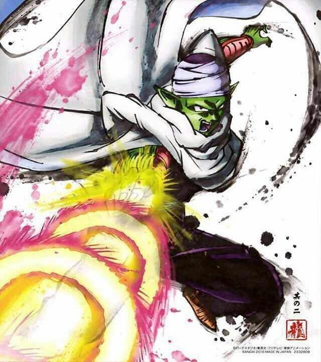 Ngắm loạt fanart Dragon Ball đơn giản mà chất, truyền tải nguyên vẹn thần thái của mỗi nhân vật - Ảnh 5.
