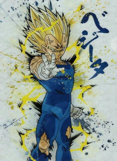 Ngắm loạt fanart Dragon Ball đơn giản mà chất, truyền tải nguyên vẹn thần thái của mỗi nhân vật - Ảnh 14.