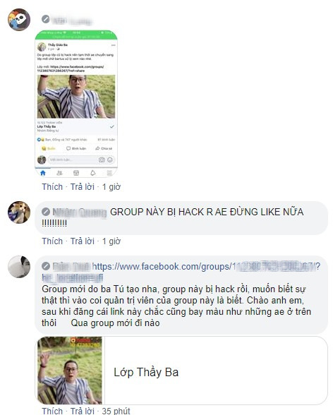 LMHT - Đen như Thầy Giáo Ba: Mất Facebook cá nhân, bị trộm ghé thăm, giờ cả Group gần nửa triệu thành viên cũng mất nốt - Ảnh 5.
