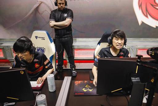 FPX thua đau JDG vì xích mích nội bộ: Tian phát ngôn coi thường đối thủ, Doinb bực bội cậu ta nói toàn lời rác rưởi - Ảnh 1.