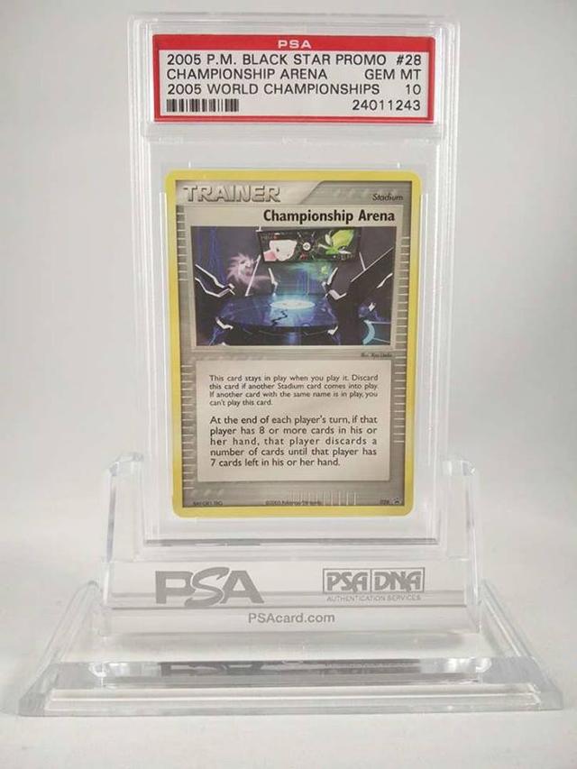 Loạt 10 tấm thẻ bài Pokemon có giá trị đắt đỏ nhất thế giới - Ảnh 6.