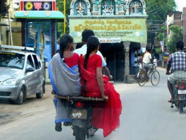 Những khoảnh khắc chứng tỏ Ấn Độ đúng là thánh địa của những kẻ lầy - Ảnh 8.