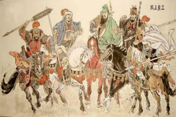 Vì sao Triệu Vân được đánh giá cao hơn Quan Vũ, Lữ Bố, đoạt lấy danh hiệu mãnh tướng Tam Quốc hoàn mỹ nhất? - Ảnh 3.
