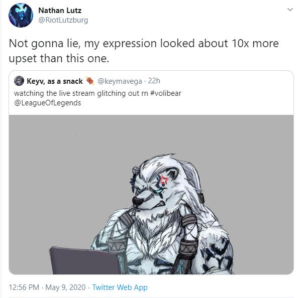 Không chỉ game thủ, Riot khiến chính nhà phát triển Volibear thất vọng vì buổi livestream quá tệ - Ảnh 5.