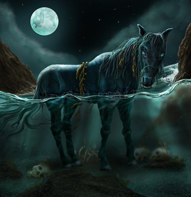 Harry Potter: Quái vật hồ Loch Ness trong thế giới phù thủy thực chất là gì? - Ảnh 2.