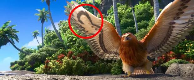 Những chi tiết bí mật trong phim Disney sẽ khiến bạn ngỡ ngàng vì sự tỉ mỉ - Ảnh 2.