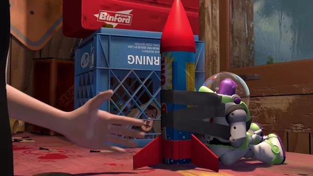 Những chi tiết bí mật trong phim Disney sẽ khiến bạn ngỡ ngàng vì sự tỉ mỉ - Ảnh 4.