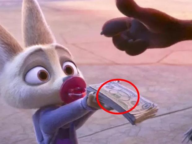 Những chi tiết bí mật trong phim Disney sẽ khiến bạn ngỡ ngàng vì sự tỉ mỉ - Ảnh 7.