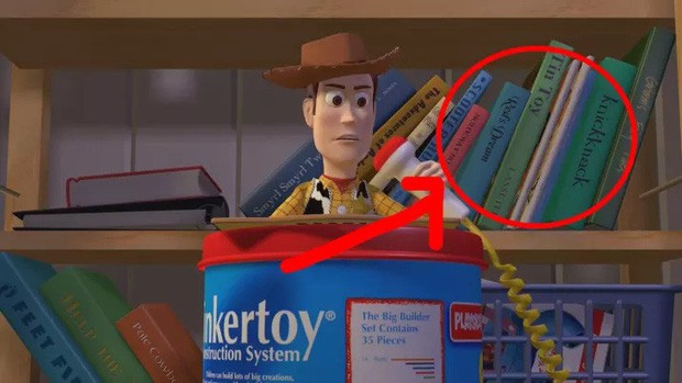 Những chi tiết bí mật trong phim Disney sẽ khiến bạn ngỡ ngàng vì sự tỉ mỉ - Ảnh 10.