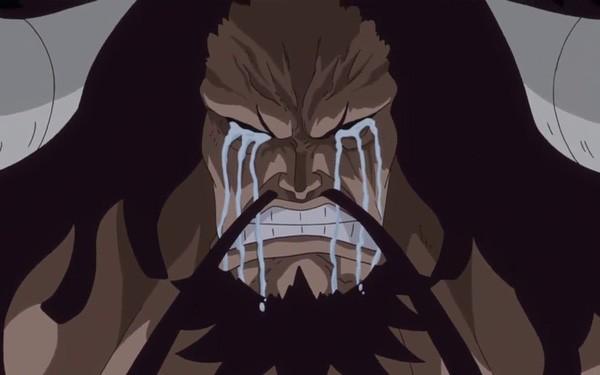 One Piece: Chịu quá nhiều đau khổ trong quá khứ khiến Kaido hận đàn bà và trở nên nghiện rượu? - Ảnh 2.