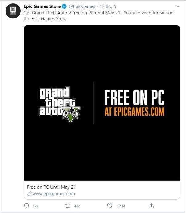 Cần máy tính cấu hình thế nào để chơi được GTA V miễn phí sắp ra mắt ? - Ảnh 1.
