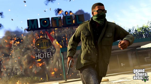 GTA V chính thức mở cửa miễn phí 100%, chơi được cả offline lẫn online - Ảnh 4.