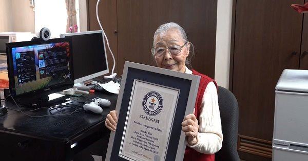 Game thủ già nhất thế giới: 90 tuổi, 40 năm kinh nghiệm, chơi toàn bom tấn AAA và kỷ lục Guinness có 1-0-2 - Ảnh 4.