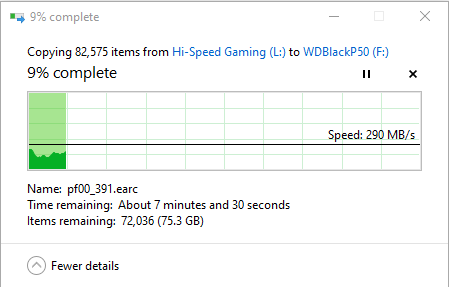 Trên tay WD Black P50: siêu ổ cứng di động kết nối USB nhanh nhất thế giới dành cho game thủ - Ảnh 8.