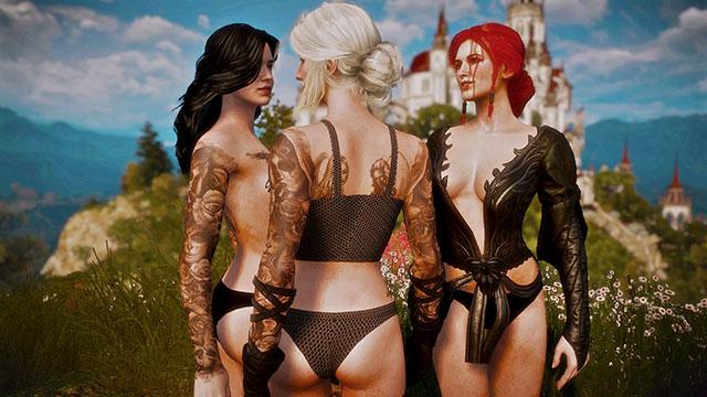 Vấn nạn mod để lột sạch đồ nhân vật nữ và 4 tựa game ám ảnh bậc nhất - Ảnh 9.