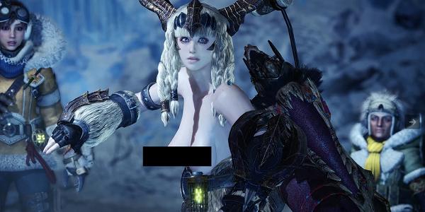 Vấn nạn mod để lột sạch đồ nhân vật nữ và 4 tựa game ám ảnh bậc nhất - Ảnh 11.