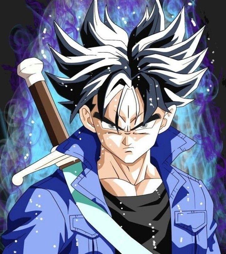 """Dragon Ball Super: Ngắm con trai Vegeta thức tỉnh """"Bản năng vô cực"""" ngầu  không kém gì Goku"""