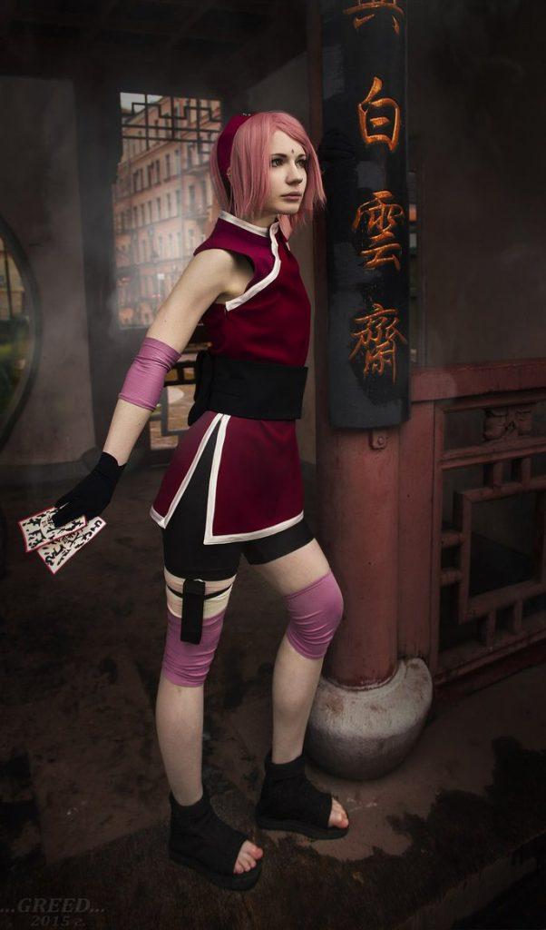 Ngắm mối tình đầu của Naruto nhan sắc thay đổi thất thường qua các phiên bản cosplay khác nhau - Ảnh 14.