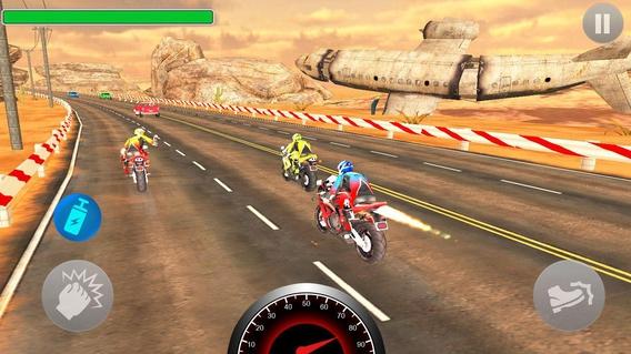 Tải ngay Road Rash Rider, huyền thoại được tái sinh trên mobile ...