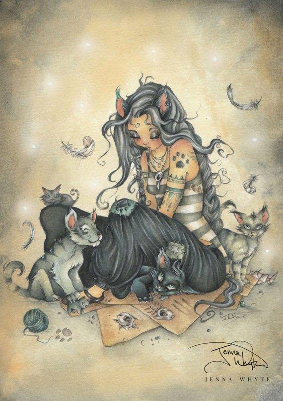 Ma mèo báo thù, truyền thuyết ly kỳ và quái dị của người Nhật Bản - Ảnh 5.