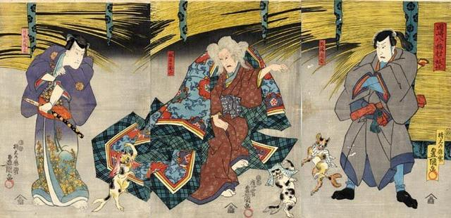 Ma mèo báo thù, truyền thuyết ly kỳ và quái dị của người Nhật Bản - Ảnh 6.