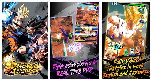 """Top 5 game mobile hay nhất dành cho """"fan cứng"""" Manga Dragon Ball, Naruto, One Piece và hơn thế nữa - Ảnh 2."""