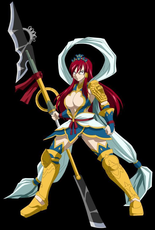 Hawkeye Mihawk và 5 nhân vật có khả năng dùng vũ khí siêu đỉnh trong manga - Ảnh 3.