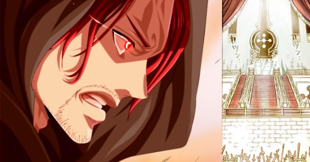 One Piece: Vẫn là một bí ẩn, chính xác nhiệm vụ của Shanks là gì? - Ảnh 4.