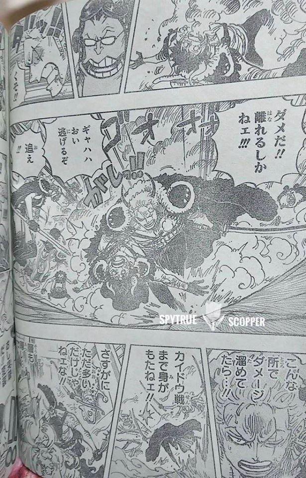 One Piece: Đến cả đô đốc Kizaru cũng dính đòn của Apoo thì chớ vội thất vọng khi thấy Luffy, Zoro cũng chịu chung số phận - Ảnh 5.