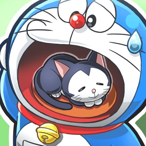 Loạt tranh Doraemon và gia đình Nobi dành cho hội fan mèo máy - Ảnh 8.