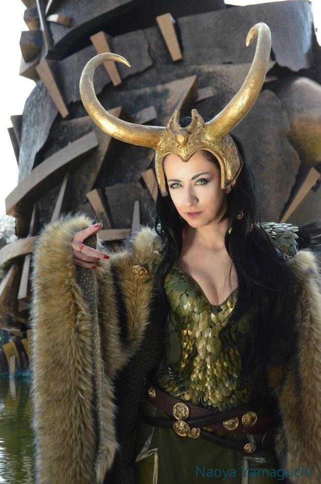 Ngắm thần lừa lọc Loki hóa mỹ nhân bốc lửa, 3 vòng đâu ra đấy qua loạt ảnh cosplay gợi cảm - Ảnh 7.