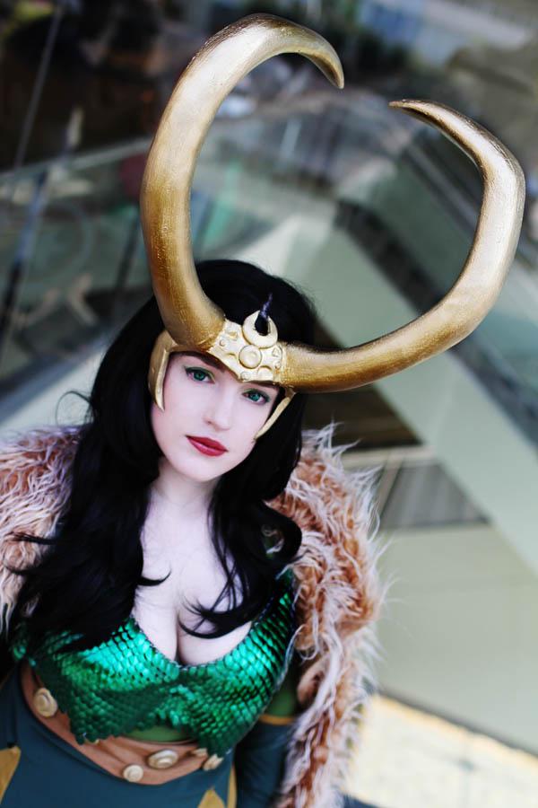 Ngắm thần lừa lọc Loki hóa mỹ nhân bốc lửa, 3 vòng đâu ra đấy qua loạt ảnh cosplay gợi cảm - Ảnh 14.