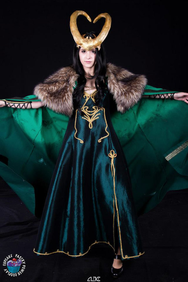 Ngắm thần lừa lọc Loki hóa mỹ nhân bốc lửa, 3 vòng đâu ra đấy qua loạt ảnh cosplay gợi cảm - Ảnh 15.