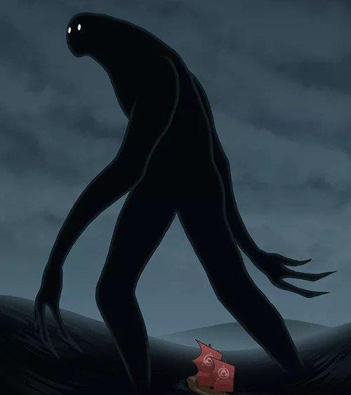 Umibozu: Loài yêu quái linh hồn trong truyền thuyết chuyên tạo nên ác mộng - Ảnh 3.