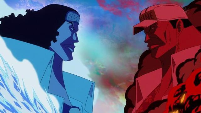 One Piece: 10 sự thật về Aokiji, người mắc nợ Garp và đã từng tha chết cho Luffy - Ảnh 6.