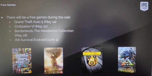 Gamers be prepared, Ark blockbuster is about to be 100% free Epic Games - Picture 1.