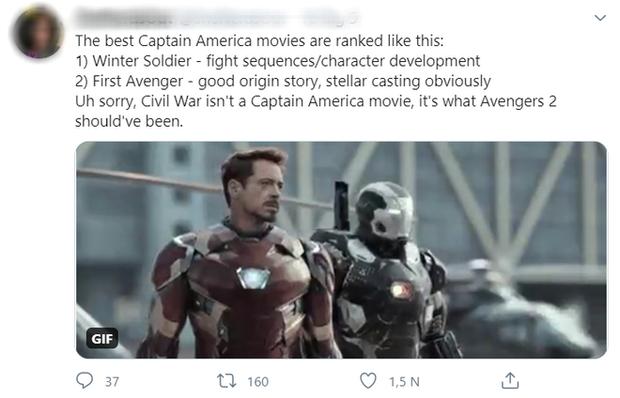 Tội như Captain America, phim solo mà bị Iron Man chiếm gọn spotlight, fan ấm ức đòi anh nhà dằn mặt ở bom tấn mới - Ảnh 11.