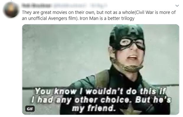 Tội như Captain America, phim solo mà bị Iron Man chiếm gọn spotlight, fan ấm ức đòi anh nhà dằn mặt ở bom tấn mới - Ảnh 8.