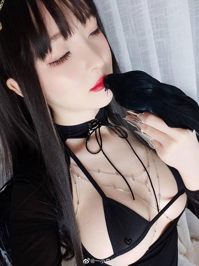 Nóng mắt với bộ ảnh cosplay Tifa ngực còn... to hơn bản gốc - Ảnh 16.