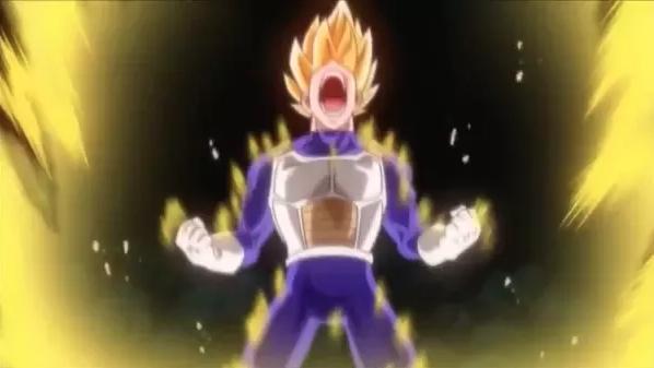 Dragon Ball: Không chỉ bây giờ Vegeta mới mạnh hơn Goku, đã có 6 lần hoàng tử Saiyan làm được điều này - Ảnh 4.