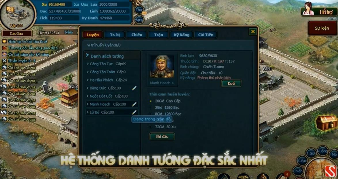 Từ Tam Quốc Truyền Kỳ đến Giang Sơn Mỹ Nhân, game chiến thuật xây thành nuôi quân đã thay đổi ra sao sau 10 năm - Ảnh 1.