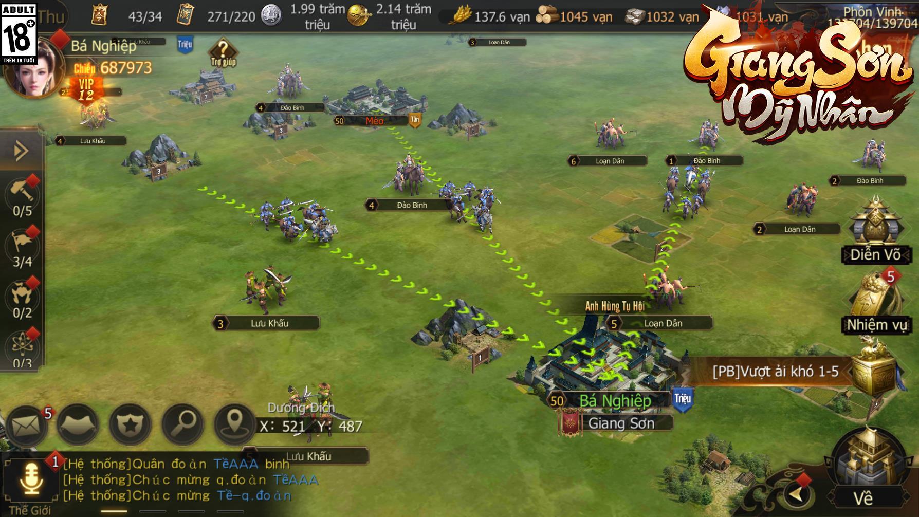 Từ Tam Quốc Truyền Kỳ đến Giang Sơn Mỹ Nhân, game chiến thuật xây thành nuôi quân đã thay đổi ra sao sau 10 năm - Ảnh 4.