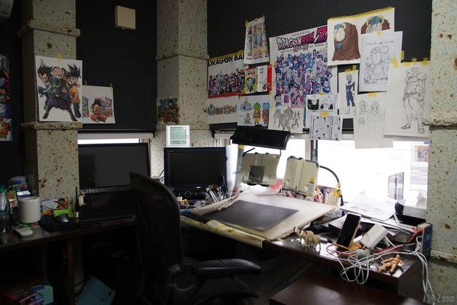 Tham quan nơi làm việc của họa sĩ vẽ manga Dragon Ball Super được Akira Toriyama chọn mặt gửi vàng - Ảnh 7.