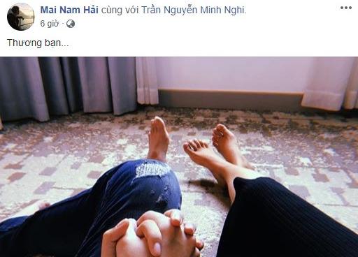 Lần đầu công khai thể hiện tình cảm, Bomman - Minh Nghi nhận bão like, dân Làng Mìn phớ lớ: 'anh tôi thành chiếu cũ rồi'