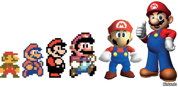 10 bí ẩn không thể ngờ tới của các nhân vật game nổi tiếng (P1) - Ảnh 1.