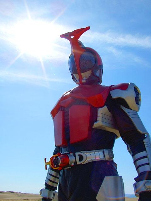 Ngắm bộ ảnh cosplay Kamen Rider Kabuto siêu đẳng cấp của các fan - Ảnh 5.