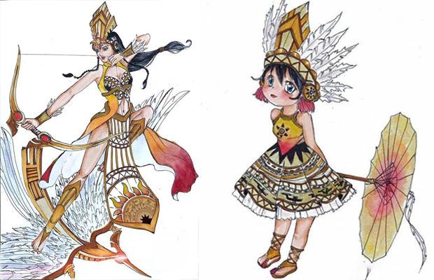 Không phải bikini hay ''áo váy lòe loẹt'', trang phục truyền thống đậm tính văn hóa lịch sử  mới là thứ game thủ Việt muốn đưa vào game nhất