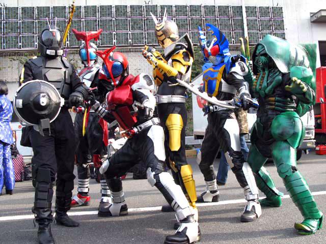 Ngắm bộ ảnh cosplay Kamen Rider Kabuto siêu đẳng cấp của các fan - Ảnh 14.