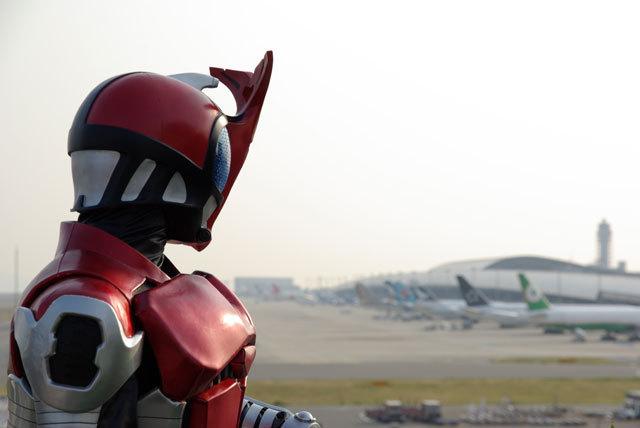 Ngắm bộ ảnh cosplay Kamen Rider Kabuto siêu đẳng cấp của các fan - Ảnh 4.