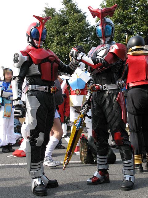 Ngắm bộ ảnh cosplay Kamen Rider Kabuto siêu đẳng cấp của các fan - Ảnh 13.